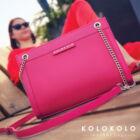 pink táska kép