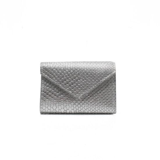 ezüst pénztárca