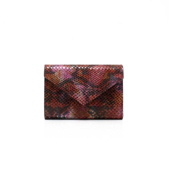 női színes pénztárca