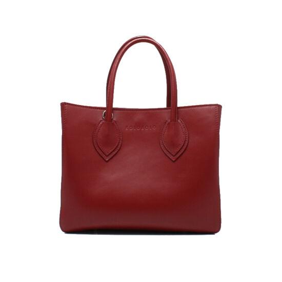 march bordó táska