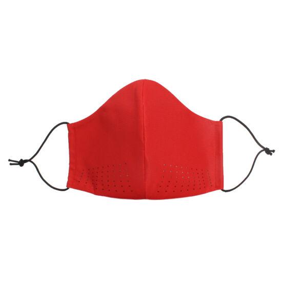 maszk piros