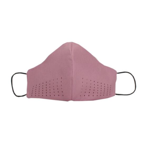 rózsaszín maszk