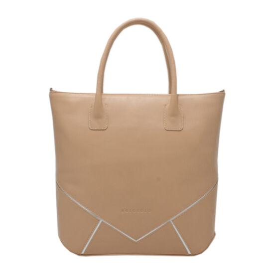 Bézs női táska