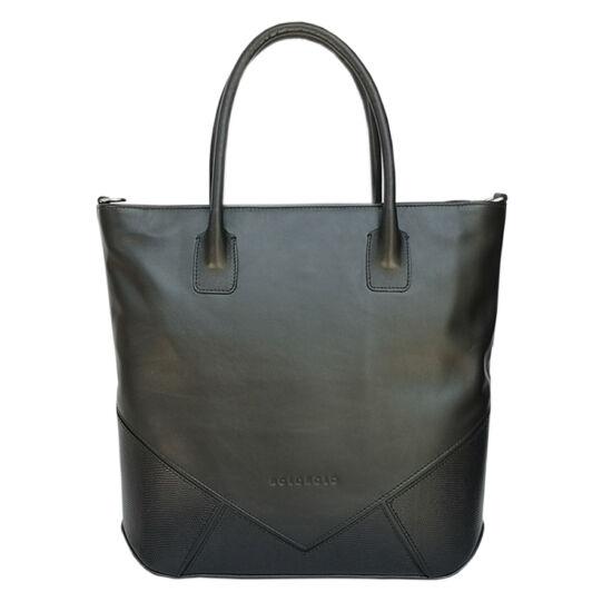 Fekete sima női táska