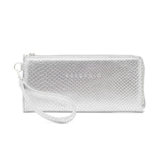 Női ezüst pénztárca