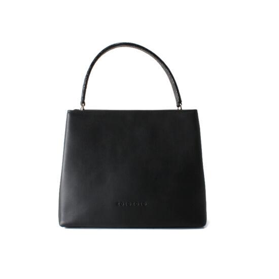 Női fekete táska