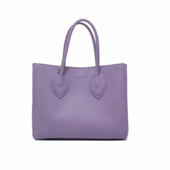 milka lila női táska