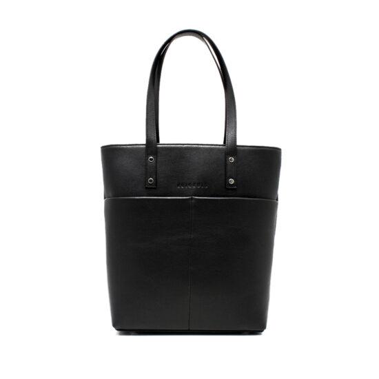 shopper fekete táska